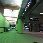 Photo taken at Terminal 3 by Jamie V. on 4/19/2012