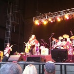 Photo taken at Tuscaloosa Amphitheater by Lisa (. on 8/12/2012