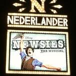 Photo taken at Nederlander Theatre by Myra on 4/2/2012