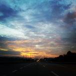 Photo taken at South Klang Valley Expressway (SKVE) by نظر شه ع. on 8/31/2012