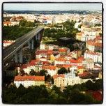 Photo taken at Corinthia Hotel by Timur on 9/7/2012