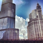 Photo taken at Chicago Architecture Foundation River Cruise by Michael S. on 6/16/2012