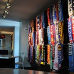 Photo taken at Boulevard Members Club at Sporting Park by Sporting Kansas City on 2/2/2012