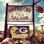 Photo taken at Buffalo Chip Saloon & Steakhouse by Tim C. on 7/15/2012