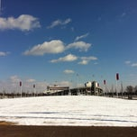 Photo taken at Tiger Lane by Anthony C. on 1/11/2011