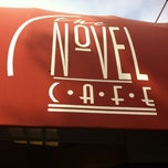 Photo taken at The Novel Cafe by Brad C. on 7/23/2012