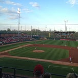 Photo taken at Hawks Field at Haymarket Park by Wes J. on 3/23/2012