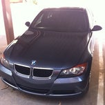 Photo taken at Francis & Sons Car Wash by Steven P. on 7/7/2011