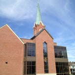 Photo taken at Emmanuel St. Michael Lutheran Church & School by Holly G. on 8/12/2012
