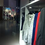 Photo taken at H&M Bromma Center by Victoria on 1/3/2012