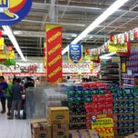 Photo taken at Hypermart by Bangun K. on 12/24/2011