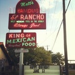 Photo taken at Matt's Famous El Rancho by Joanna Q. on 7/3/2012