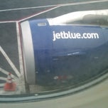 Photo taken at JetBlue Airways - Flight 371 by Richard M. on 12/5/2011