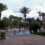 Photo taken at Splash Lagoon (North Village at Orange Lake Resort) by DaveLacy B. on 7/2/2011