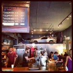 Photo taken at The Wormhole Coffee by Crystal R. on 7/23/2012