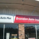 Photo taken at Brandon Auto Supply by Jason K. on 11/30/2011