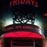 Photo taken at TGI Fridays by Corrin S. on 1/19/2012