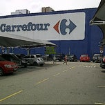 Photo taken at Carrefour by Claudio G. on 11/20/2011