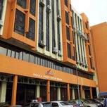 Photo taken at Kolej Poly-Tech MARA Kuala Lumpur by سليمان ن. on 5/29/2012