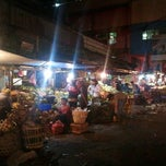 Photo taken at Pasar Bogor by Tjhaja G. on 7/27/2012