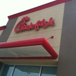 Photo taken at Chick-fil-A by Amy M. on 6/17/2011