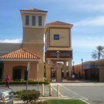 Photo taken at Lake Elsinore Outlets by Hyacinth P. on 3/19/2012
