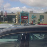 Photo taken at Birch Westbound Motorway Services (Moto) by mad lord l. on 7/11/2012