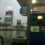 Photo taken at Exxon by Micah E. on 2/1/2012
