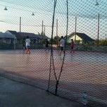 Photo taken at Hade Futsal by Zacky I. on 6/7/2011