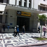 Photo taken at Correios - Agência Central by George L. on 11/4/2011