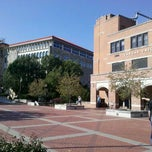 Photo taken at Kansas Union by Daniel W. on 10/7/2011