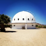 Photo taken at Integratron by Kelly K. on 7/1/2012