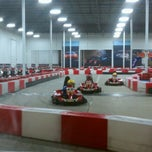Photo taken at K1 Speed Santa Clara by Christine G. on 12/23/2011
