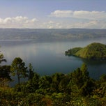 Photo taken at Danau Toba by Tafaqquh F. on 1/29/2012