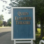 Photo taken at Queen Elizabeth Building & Theatre by Devon Y. on 5/29/2012