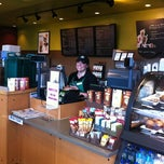 Photo taken at Starbucks by Crystal M. on 5/30/2012