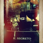 Photo taken at Il Segreto by Mark S. on 4/1/2012