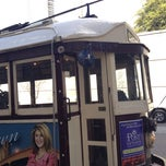 Photo taken at M-Line Trolley by Michael W. on 3/21/2012