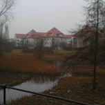 Photo taken at Feuerwehr Teich by Christian on 12/23/2011