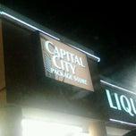 Photo taken at Capital City Package by Misha PinksugarAtlanta S. on 12/4/2011