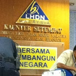 Photo taken at Lembaga Hasil Dalam Negeri by fauzi d. on 3/15/2011