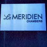 Photo taken at Le Méridien Chambers Minneapolis by Jason D. on 11/17/2011