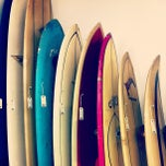 Photo taken at Hotline Surfshop by Sophia 🍦 on 8/5/2012
