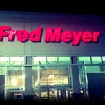 Photo taken at Fred Meyer by Kelly H. on 1/28/2012