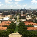 Photo taken at UT Tower Observation Deck by Cary on 6/16/2012
