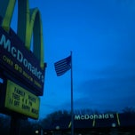 Photo taken at McDonald's by Mike T. on 4/2/2012
