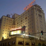 Photo taken at Hollywood Roosevelt Hotel by Homan T. on 8/19/2011