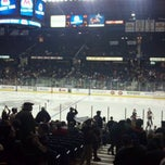 Photo taken at Chicago Wolves Game by bob G. on 12/18/2011