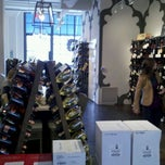 Photo taken at Perrine's Wine Shop by Michael E. on 12/30/2011