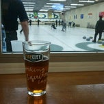 Photo taken at Granite Curling Club by Will C. on 2/15/2012
